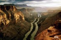 "Das Motiv ""Canyon"""