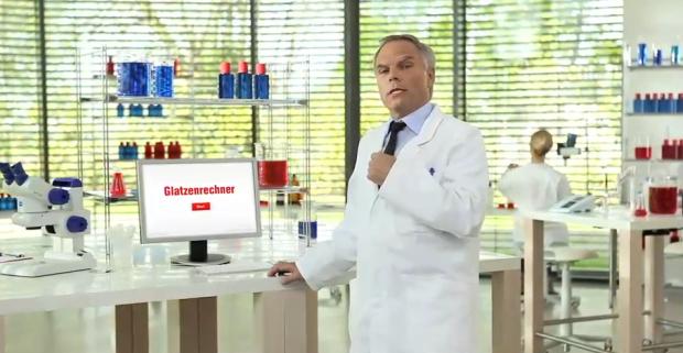 """Microsite """"Glatzenrechner"""""""